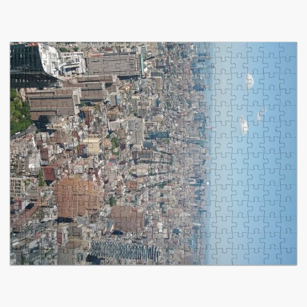 New York City, Manhattan, Brooklyn, New York, streets, buildings, skyscrapers, cars, pedestrians, #NewYorkCity, #Manhattan, #Brooklyn, #NewYork, #streets, #buildings, #skyscrapers, #cars, #pedestrians Jigsaw Puzzle