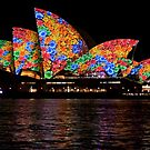 Vivid 2016 Opera House 39 by Jane Holloway