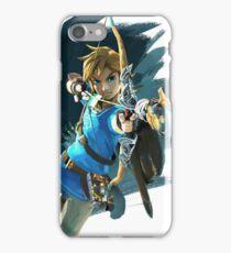 Zelda Breath of the Wild Archer Link iPhone Case/Skin