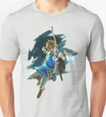 Zelda Breath of the Wild Archer Link T-Shirt