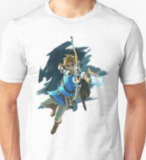 Zelda Breath of the Wild Archer Link Unisex T-Shirt