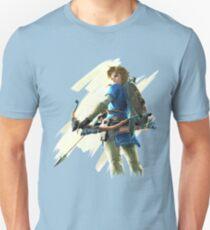 Zelda Breath of the Wild Archer Link 2 Unisex T-Shirt