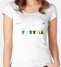 T-Shirt Women's Fitted Scoop T-Shirt