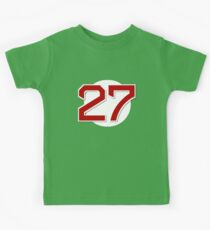 #27 Retired Kids Tee