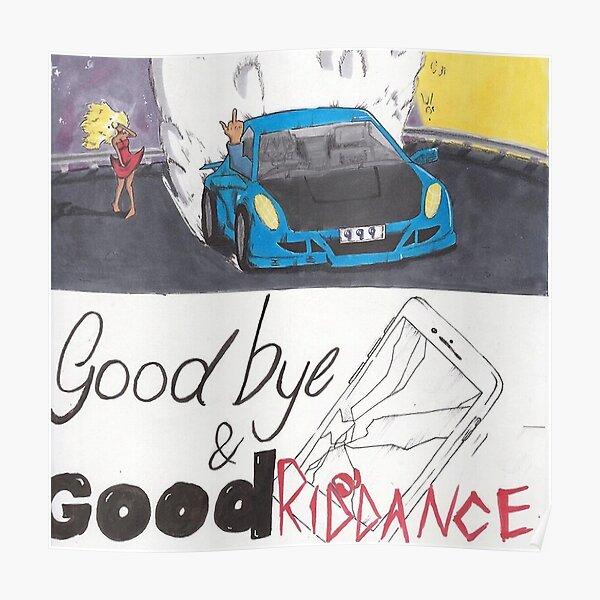 Au revoir et bon débarras Poster