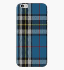 02738 Thomson Dress (Blue) Clan/Family Tartan iPhone Case