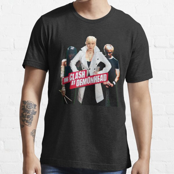 The Clash At Demonhead fictional rock band design Essential T-Shirt