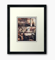 Be Quiet and Drive (Far Away) Framed Print