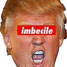 Trump Imbecile by Thelittlelord