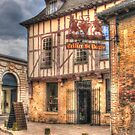 Cellier St Pierre Troyes France by MaluC