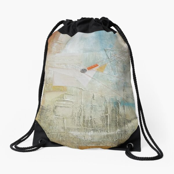 Fixed Perspective Point Drawstring Bag