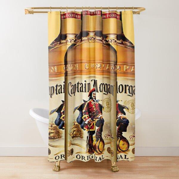 Captain-Morgan-Original-Spiced-Gold Shower Curtain
