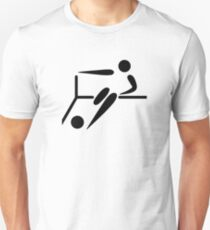 Futsal Pictogram  Unisex T-Shirt