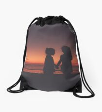 Forever Friends Drawstring Bag