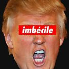 Trump  imbécile by Thelittlelord