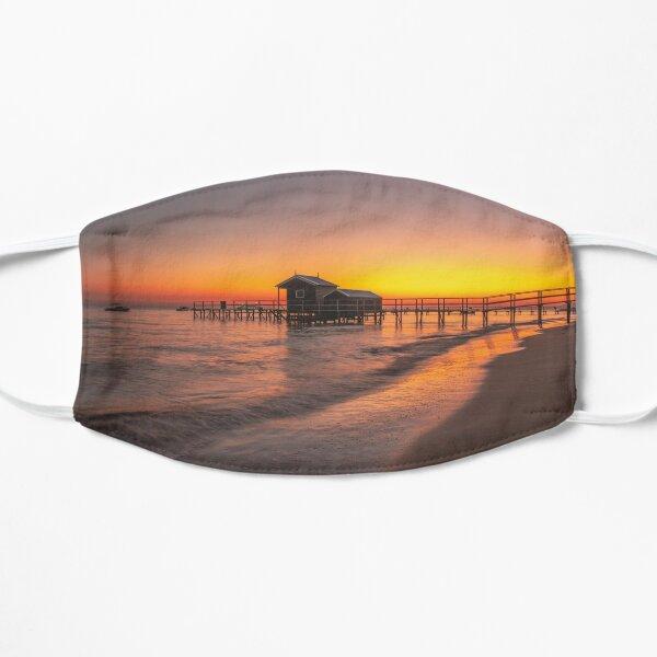 Shelley Beach, Portsea, Victoria, Australia Flat Mask
