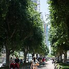 Rothschild Boulevard by Cvail73