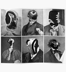 Metamorphosis of Henry Moore 3. Poster