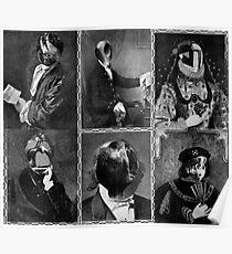Metamorphosis of Henry Moore 4 - (Renaissance) Poster