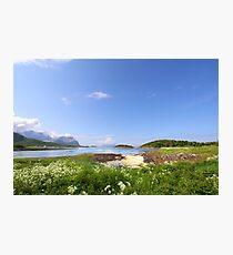 Norwegian Landscape Photographic Print
