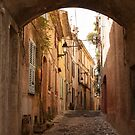 Street in Provence by Cvail73
