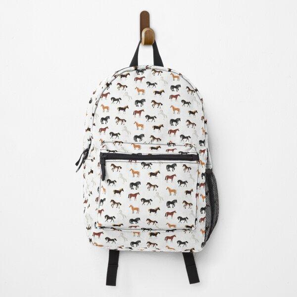 Love Of Beautiful Horses Backpack