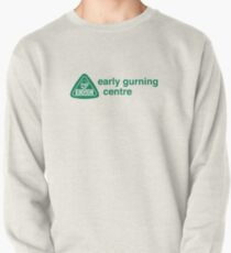 Early Gurning Centre Pullover
