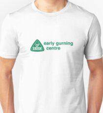 Early Gurning Centre T-Shirt