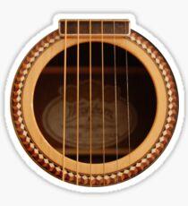 Acoustic Sound Sticker