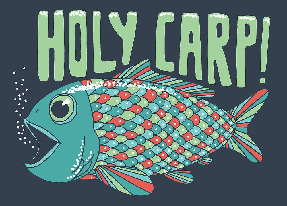 Holy Carp! by SteveOramA
