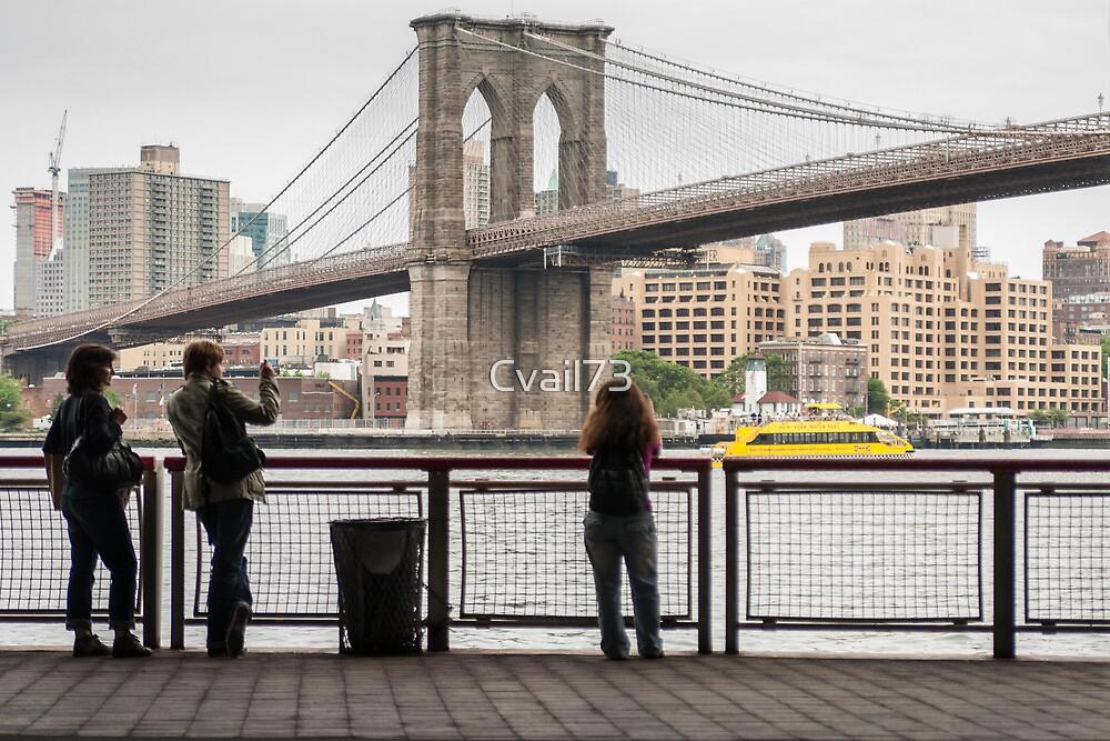 Brooklyn Bridge by Cvail73