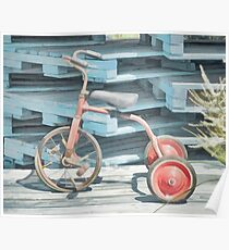 The Joy of Tricycles  Poster