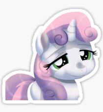 Cute Sweetie Belle Sticker