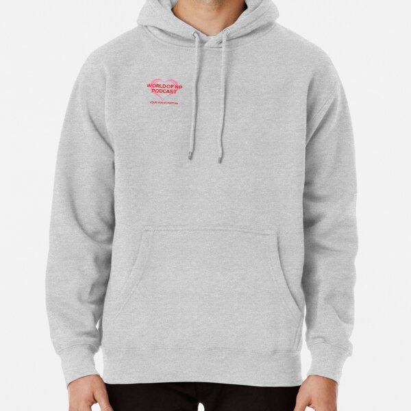 World Of NP Podcast Pullover Hoodie
