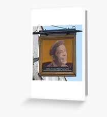 Norman Wisdom - A Real Legend Greeting Card