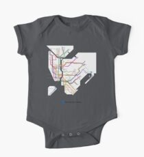 new york subway Kids Clothes