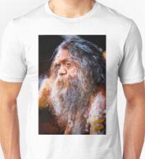 Aboriginal fullblood portrait T-Shirt