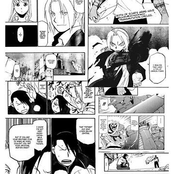 Fullmetal Alchemist Case by Kingdomkey55