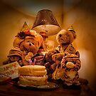 Bärengeschichten: Eine Teddybär-Bär-Thday-Party von Corri Gryting Gutzman