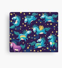 I believe in magic Canvas Print