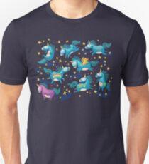 Ich glaube an Magie Slim Fit T-Shirt