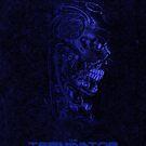 "Movie Poster - ""TERMINATOR"" (v3) by Mark Hyland"