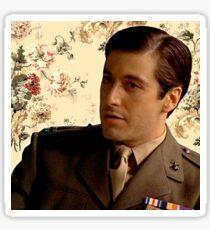 Mikey Corleone Sticker