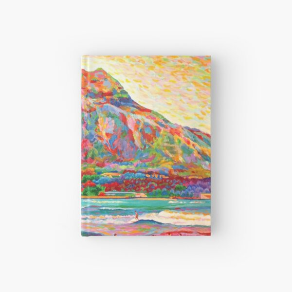 Diamond Head Classic Hardcover Journal