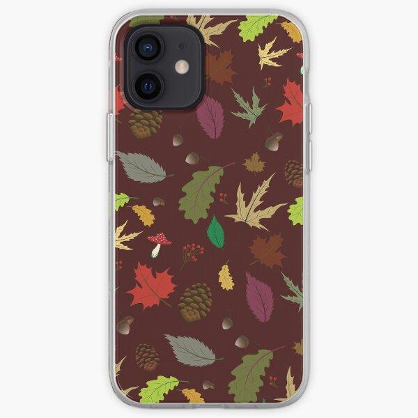 Umber Autumn iPhone Soft Case