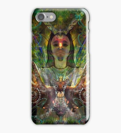 Color in Your Hands - the Luminarian (Art & Poetry) iPhone Case/Skin