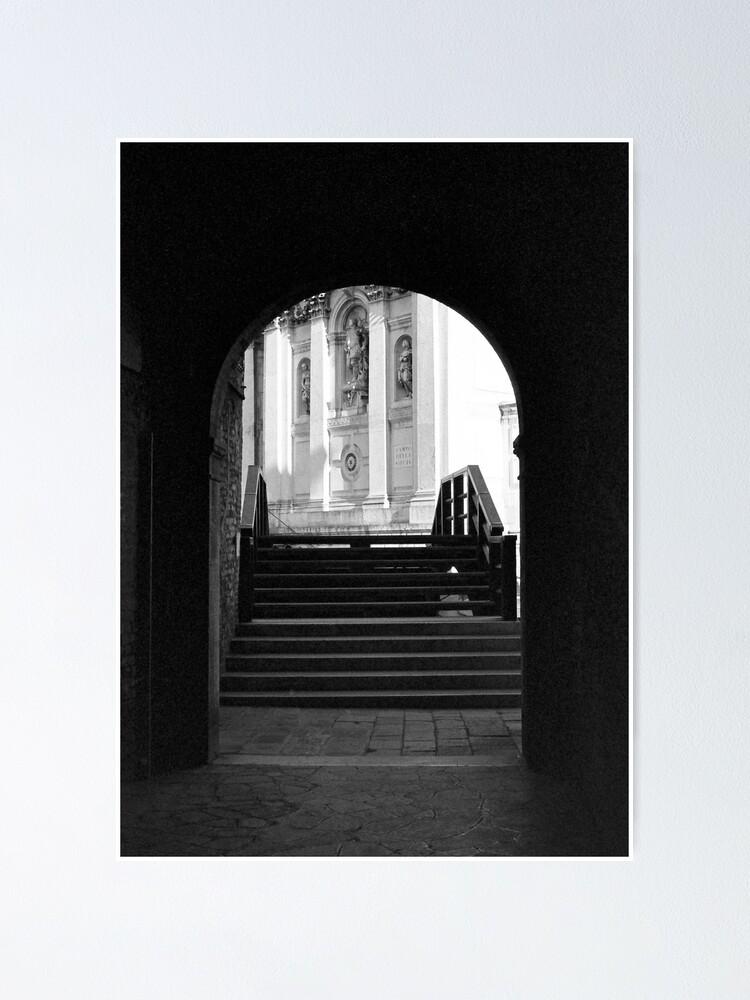 Alternate view of Santa Maria della Salute Poster