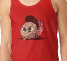 Chick-Pea Owl Soup Tank Top