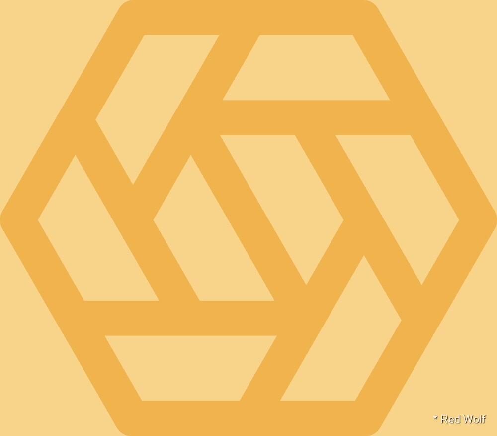 Geometric Pattern: Aperture: Lemon by * Red Wolf