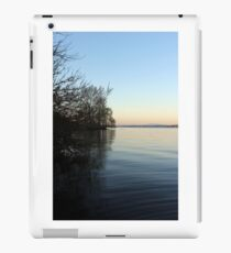 Lake Washington iPad Case/Skin